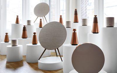 The Bronze Collection van Bang & Olufsen