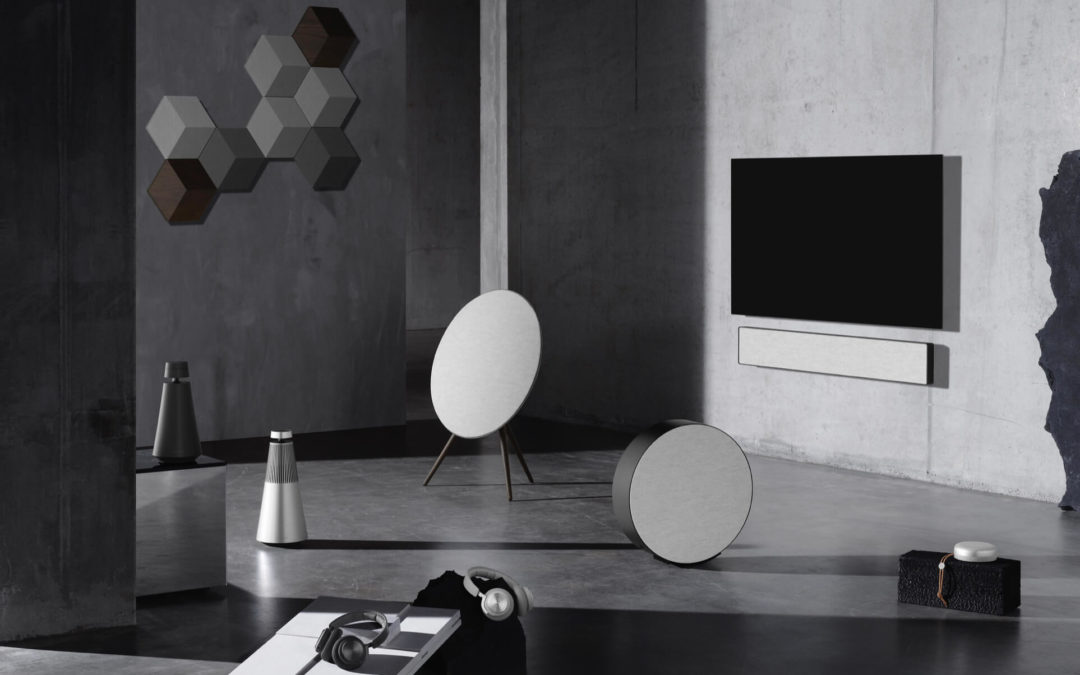 The Contrast Collection; de nieuwe Limited Edition collectie van Bang & Olufsen